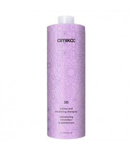 Amika 3D Shampoo volume and thickening 1000ml