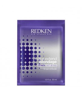 Redken Color Extend Blondage Express Anti-brass masque violet 30ml