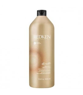 Redken All Soft Shampooing 1000ml
