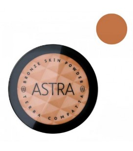 Astra Bronze skin powder – teinte 04 Ruggine