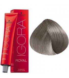 Royal Igora 9-11 blond very light ash extra 60ml