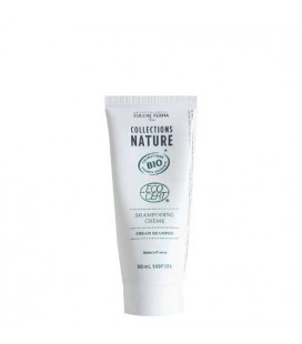 Certified Organic Cream Shampoo 50ml