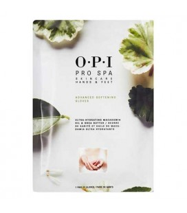 OPI ProSpa Softening and Ultra Hydrating gloves for hands 26ml