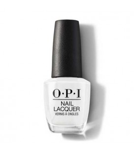 OPI Nail lacquer vernis à ongles AlpineSnow 15ml