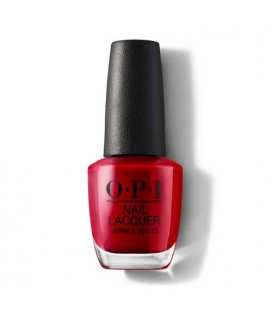 OPI Nail lacquer RedHotRio 15ml