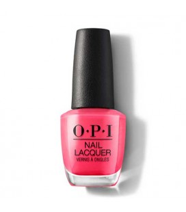OPI Nail lacquer vernis à ongles StrawbMarg 15ml