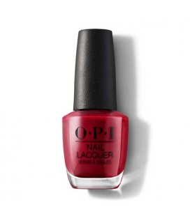OPI Nail lacquer vernis à ongles OpiRed 15ml