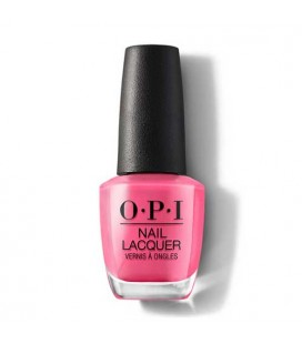 OPI Nail lacquer HotterThanYouPink 15ml