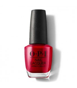 OPI Nail lacquer vernis à ongles Color So Hot It Berns 15ml