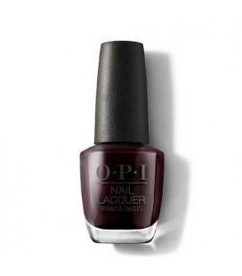 OPI Nail lacquer vernis à ongles Midnight In Moscow 15ml