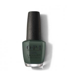 OPI Nail lacquer Things I've Seen In Aber-Green 15ml