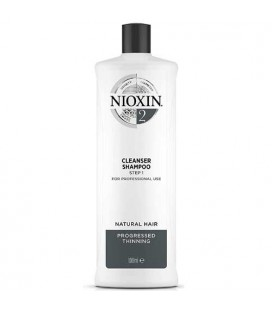 Nioxin System 2 cleanser shampooing 1000ml