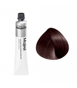 Majirel 5.25 iridescent mahogany brown clear 50ml