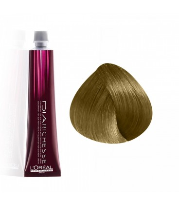 DiaRichesse 7.30 blond doré 50ml