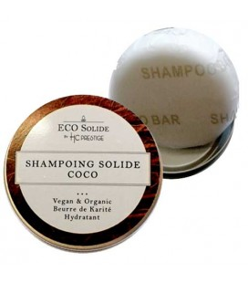 Eco Solide by HC Prestige coconut solid shampoo 65g