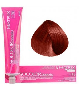 6RC+ Socolor.beauty Dark Blonde Copper Red Intense (84ml)