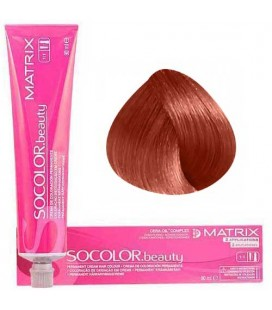Socolor beauty 7RR+ Blond Rouge Intense Plus 84ml