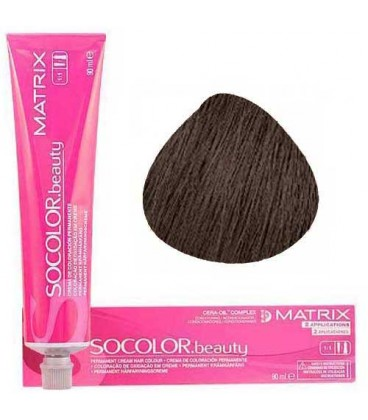504N Socolor.beauty Brown Natural special +50% white hair 84ml
