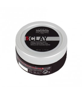 L'oreal men Clay 50ml