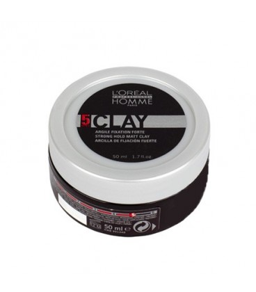 L'Oreal homme CLAY (50ml)