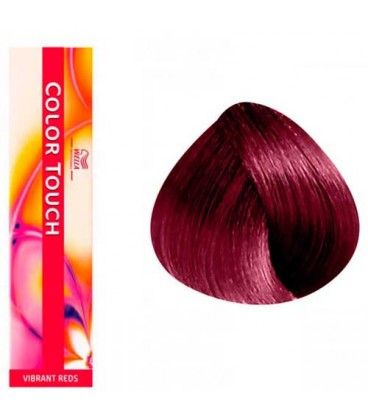 Color Touch 55/65 Light purple rich mahogany brown 60ml