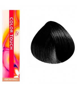 Color Touch 2/0 black tube (60ml)