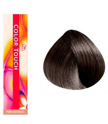 Color Touch 4/0 châtain (tube 60ml)