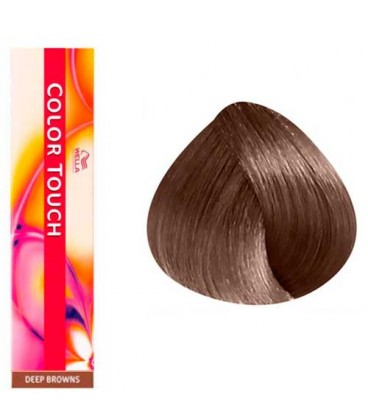 Color Touch 6/75 dark blond brown mahogany (60ml)