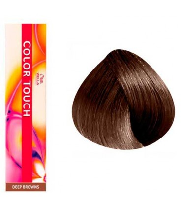 Color Touch 4/77 auburn intense brown (60ml)