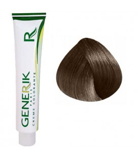 Generik without paraben 7.1 ash blonde 100ml
