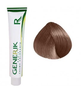 Generik without paraben 8.2 Iridescent Light Brown 100ml