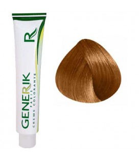 Generik no paraben 8.34 Light blond golden copper 100ml