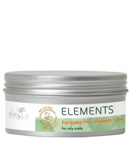 Wella Elements Purifying White Clay Pre-Shampoo 225ml