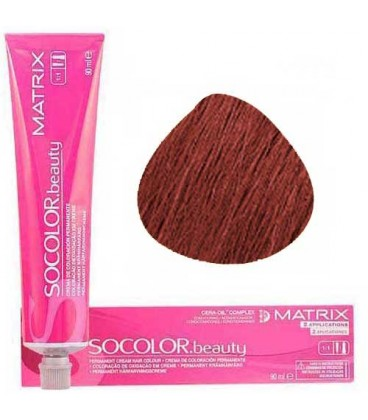 5Rc Socolor.beauty Chatain clear Copper Red (84ml)