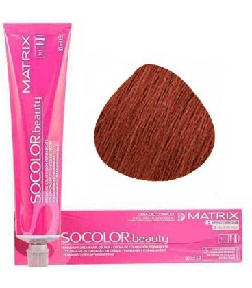 6RC Socolor.beauty Blond Dark Copper Red 84ml