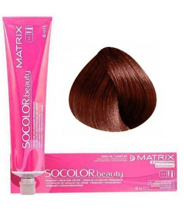 5Rr Socolor.beauty Chatain clear Intense Red (84ml)