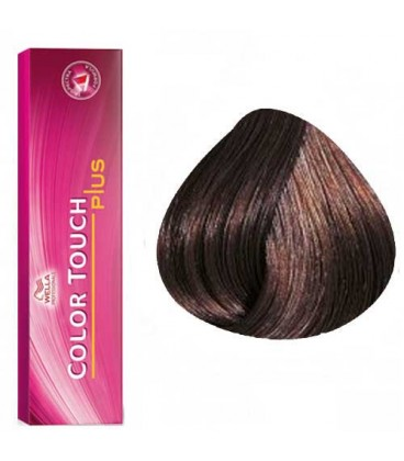 Color Touch plus 55/07 Light Brown intense natural brown (60ml)