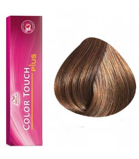 Color Touch plus 66/07 natural blond dark brown intense 60ml