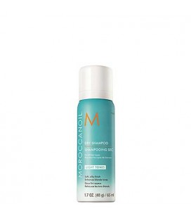 Moroccanoil shampooing sec pour tons clairs 65ml