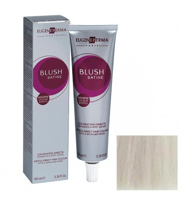 Blush satine Argent blanc (100ml)
