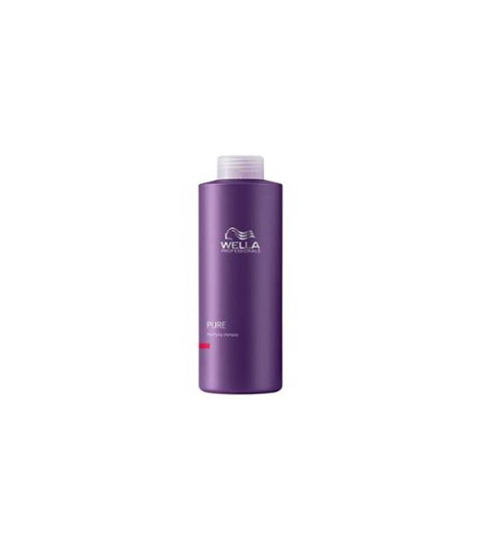 Wella Pure Shampoo Purifyng For Oily Scalp 1000ml