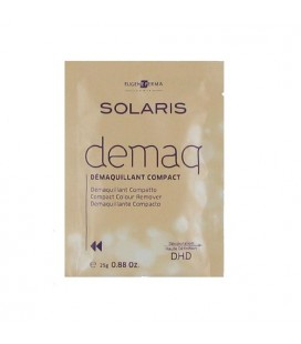 Solaris DEMAQ démaquillant compact pour coloration sachet 25g