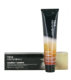 Tigi Color Creative 4/85 Brown Ash Mahogany 60ml