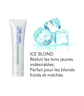 Cellophanes Ice blond