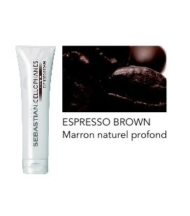 Cellophanes Deep Brunette - Expresso brown