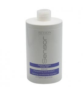 Sensor Shampooing-Soin tonifiant cheveux normaux 750ml