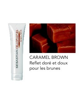 Cellophanes Caramel brown