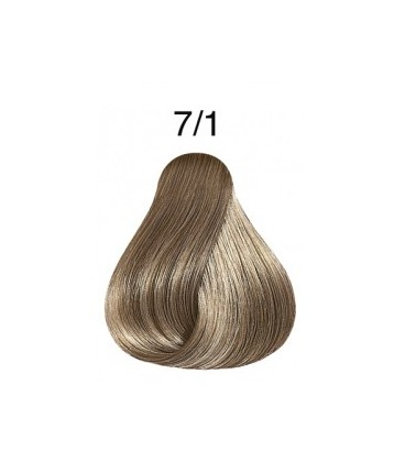 Wella Color Touch 7 1 Ash Blonde Without Ammonia