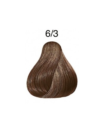 Wella Color Touch 6 3 Dark Blond Golden Without Ammonia