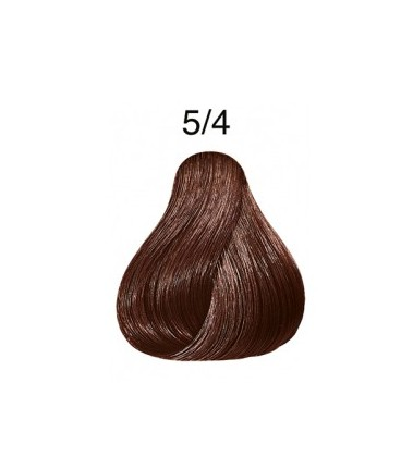 Wella Color Touch 5 4 Light Brown Coppery 60ml